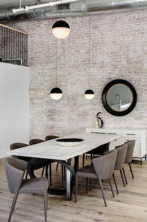 A Hip, Industrial TriBeCa Loft Designed for Entertaining | Décor Aid