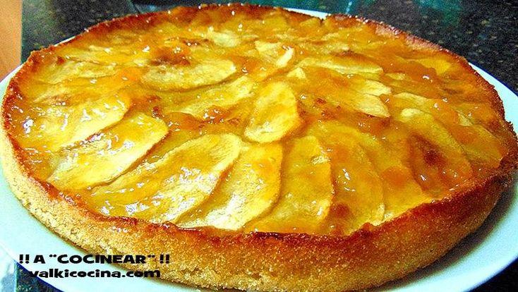 Tarta de manzana sencilla | Cocina