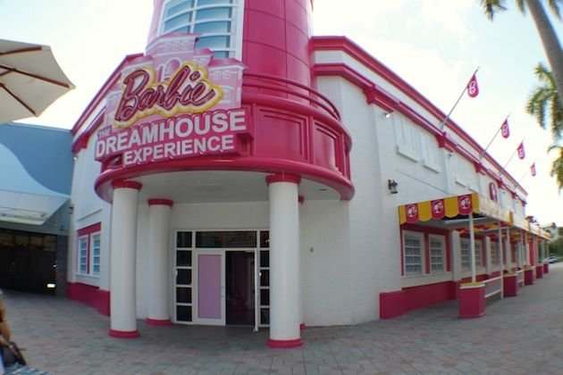 I am taking Kayleigh here for her 7th Birthday Life Sized Barbie Dreamhouse Tour Experience, Florida
