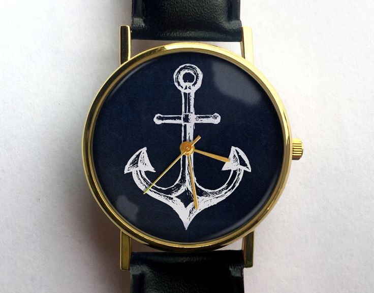 Vintage Ship Anchor Watch, Nautical Watch, Ladies Watch, Men's Watch, Pirate Ship, Unisex, Novelty, Quirky, Analog, Gift Idea by 10northcreative on Etsy https://www.etsy.com/listing/202312944/vintage-ship-anchor-watch-nautical-watch