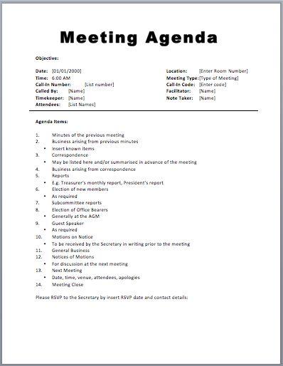 Outline for meeting minutes zrom taking meeting minutes format oyle kalakaari co maxwellsz