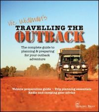 Great help when travelling the Outback of Australia!