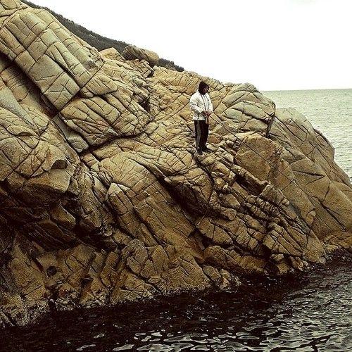Isola d'Elba - Marciana Marina - Alla ricerca del sarago.