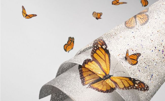 Crystal is the New Canvas ~ Imagine your Exquisite Pictures Printed in Crystal! Send us your image & it will be printed in Crystal Fabric, Fine Rocks or crystal Rocks! Amazing New Technology!