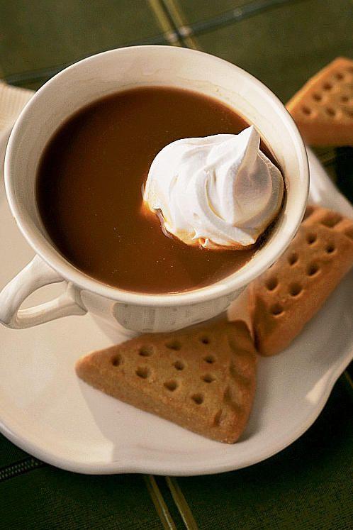 Holiday Drinks: Praline Coffee