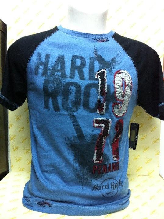 Hard Rock Hotel Men Song Raglan – RM105