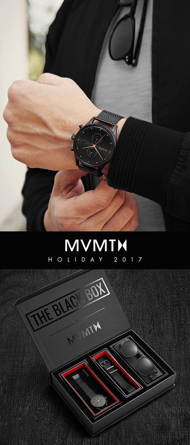 Can't find the time to search for a gift this season? We've got you covered. Shop Black Boxes.