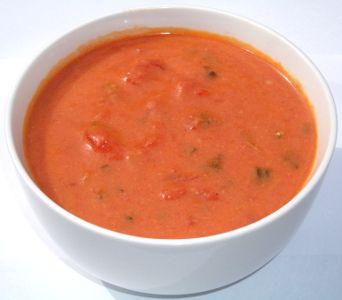 Tomato Sheer - Curry de Rosii cu Lapte de Cocos