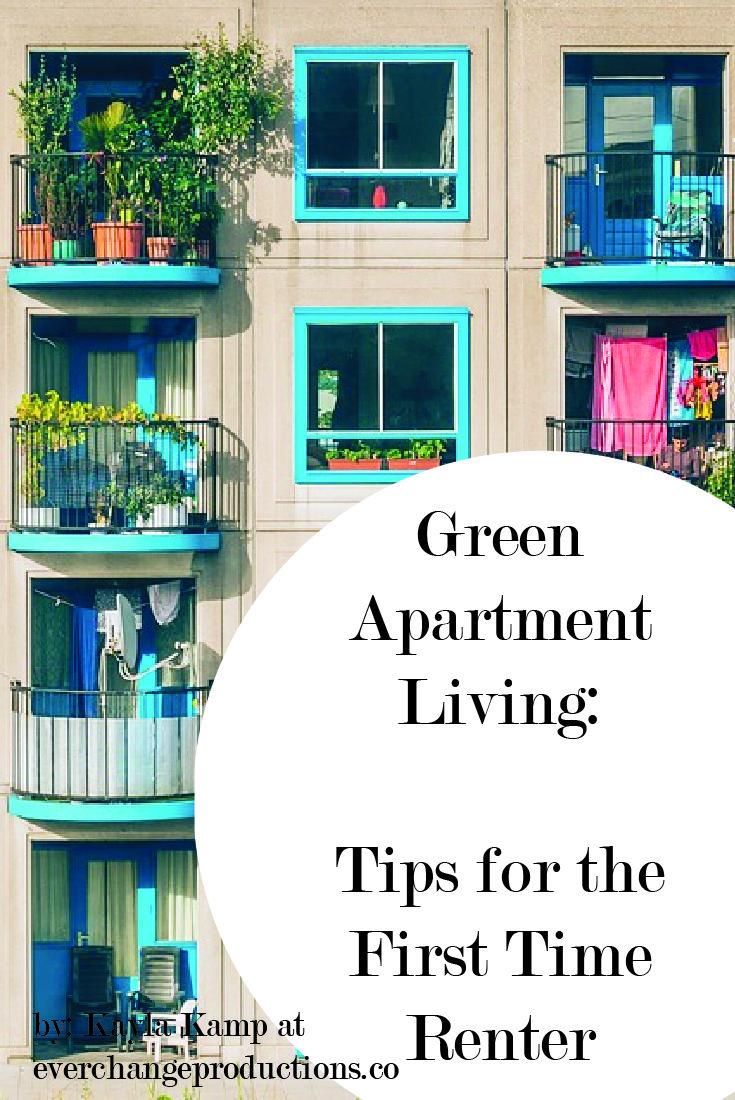 Green Apartment Living