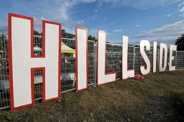 Hillside Festival in Guelph, Ontario!  Summer 2012