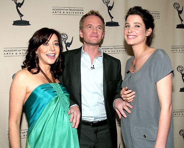 """Later on, Cobie Smulders discovered that she was also pregnant. 