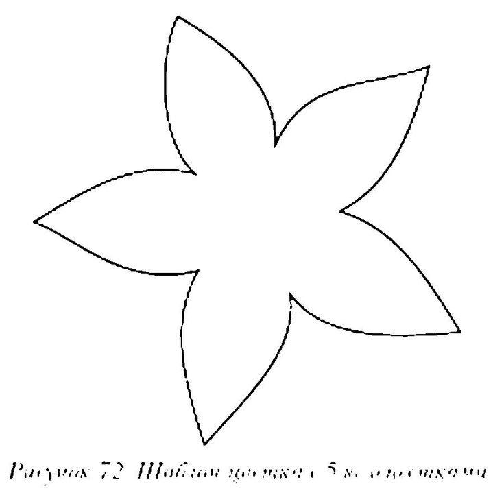 Анимация мультяшные, трафарет цветка для вырезания из бумаги шаблоны