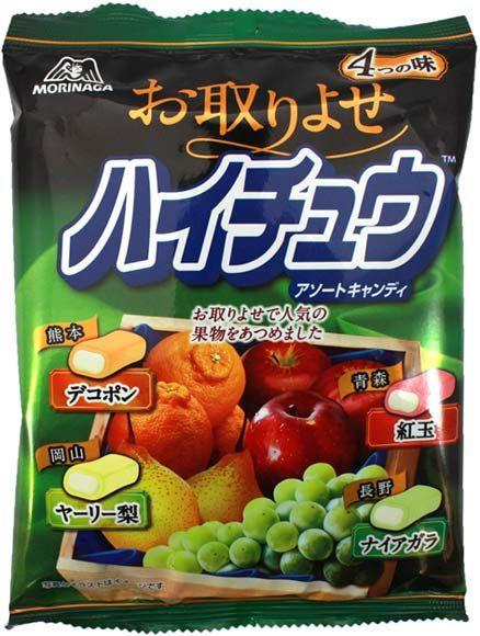 Morinaga Hi-chew Regional Fruit Collection $3.00 http://thingsfromjapan.net/morinaga-hi-chew-regional-fruit-collection/ #Japanese candy #Japanese snack #delicious Japanese snack