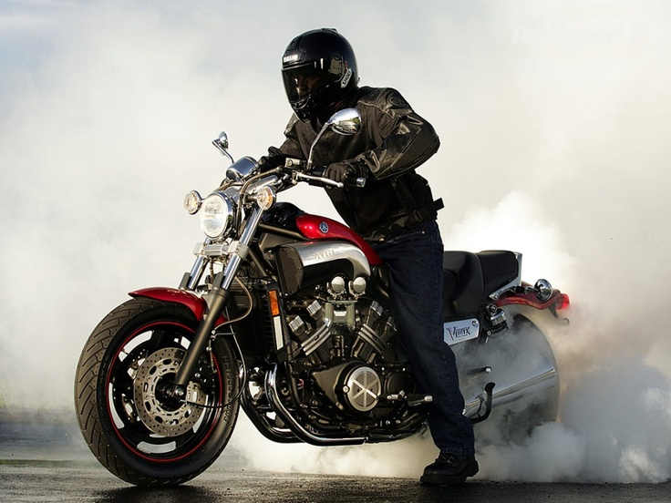 Yamaha V-MAX :  0-60 in 2.5 . . .