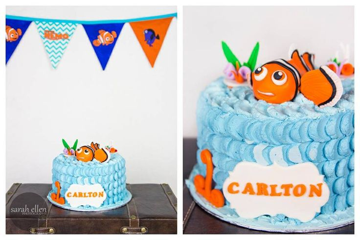 64 Best Cakes Finding Nemo And Sammy The Sea Turtle