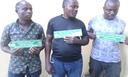 N200000 extortion: WhatsApp message leads to dismissal of 3 policemen
