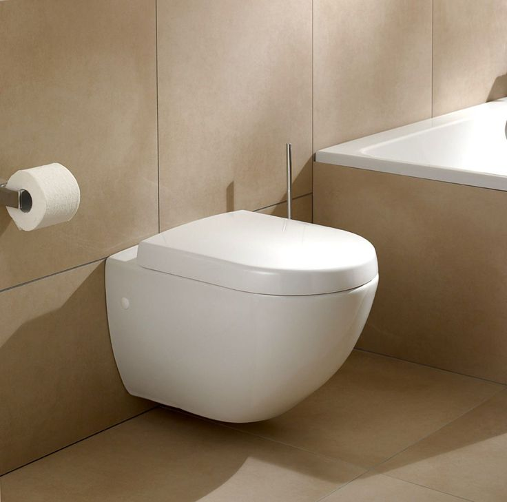 Villeroy And Boch Subway Compact Wall Hung Toilet : UK Bathrooms