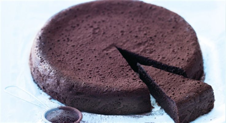 Ultimate One-Bowl Chocolate Dessert Cake. Recipe by Donna Hay from Donna Hay - Fast, Fresh, Simple.  - - You'll love the Ultimate One-Bowl Chocolate Dessert Cake.