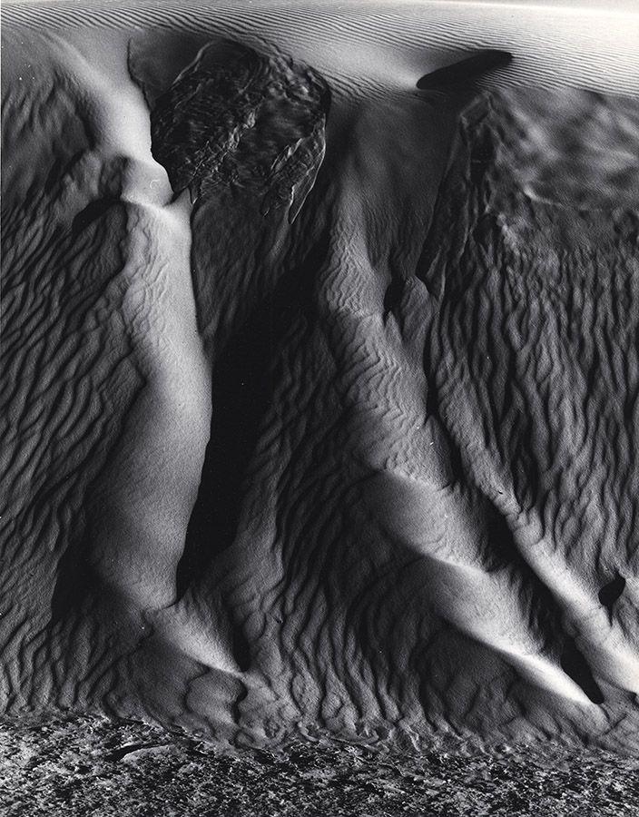 Brett WESTON :: Dunes, White Sands, New Mexico, 1975