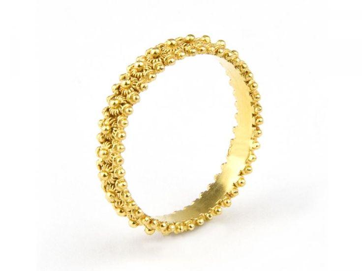 Wedding ring Sardinia. Ring Fede Sarda ¦ KOKKU Jewellery