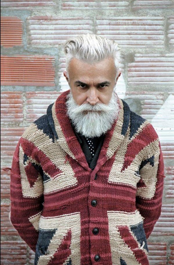 40 Grey Beard Styles to Look Devastatingly Handsome0331