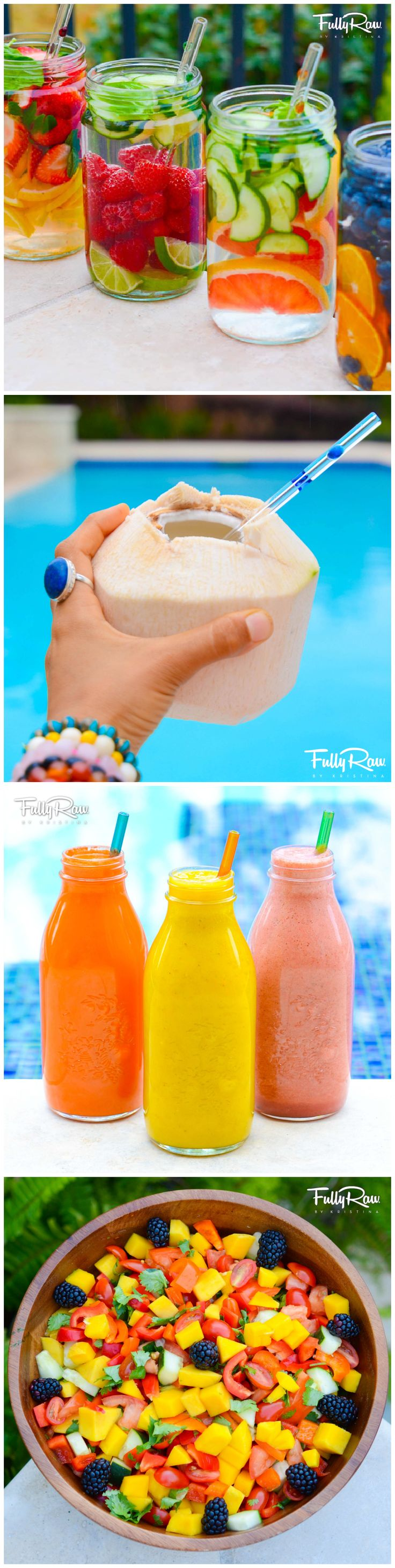 Juice & Smoothie Recipes from Fully Raw
