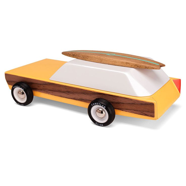 Woodie Modellauto aus Holz | FANCY GIFTS