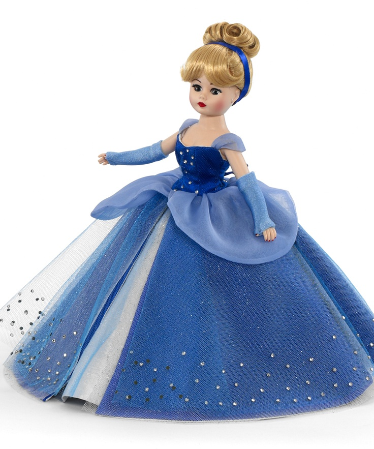 Disney Enchanted Nursery Cinderella Baby Doll In Blue: 278 Best Disney Dolls Images On Pinterest