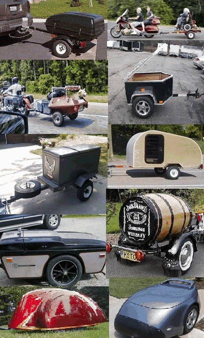 25 Best Ideas About Motorcycle Trailer On Pinterest