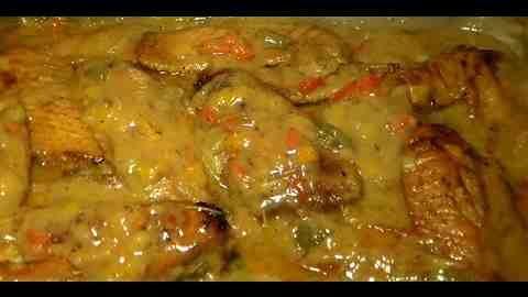Smothered Baked Turkey Wings: Turkey Wings & Gravy Recipe