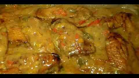 Smothered Baked Turkey Wings: Turkey Wings & Gravy Recipe