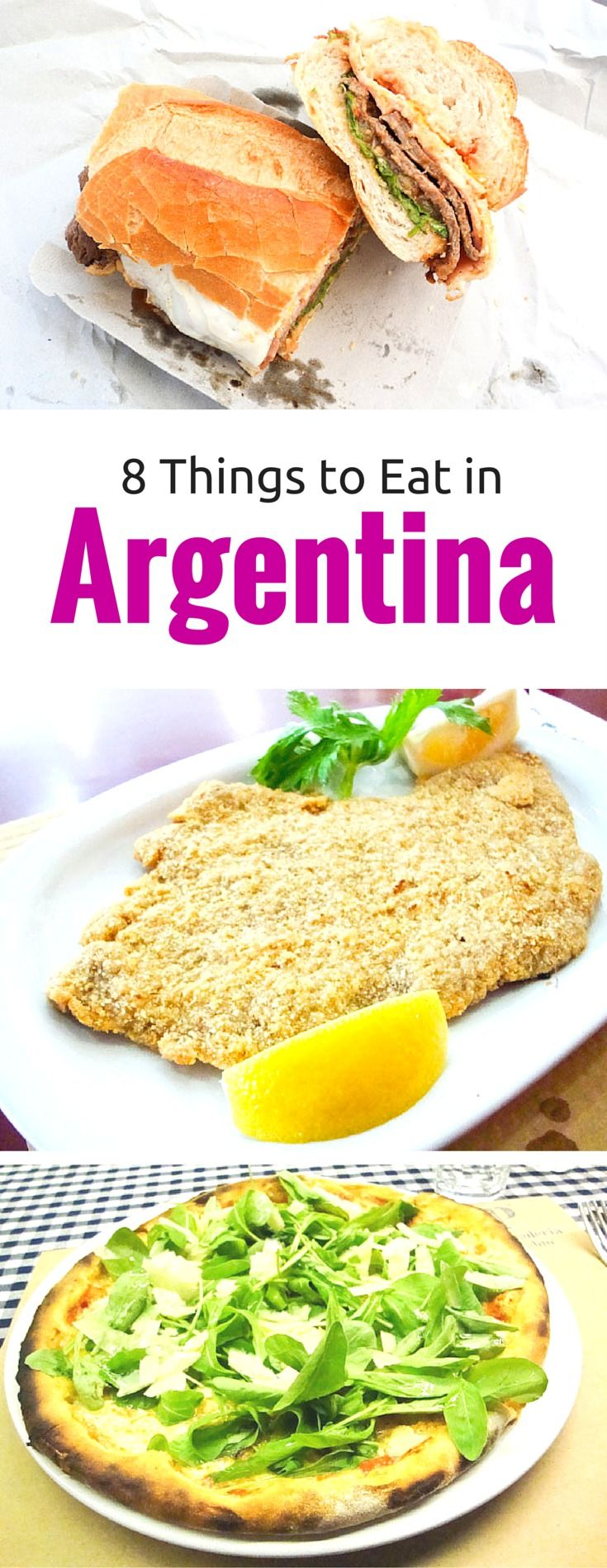 Best 25 argentina food ideas on pinterest easy argentina 8 things to eat in argentina if youre heading to argentina bring this forumfinder Choice Image