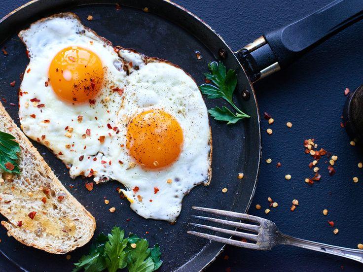 Eier-Diät: Diese Methode funktioniert schnell und effektiv