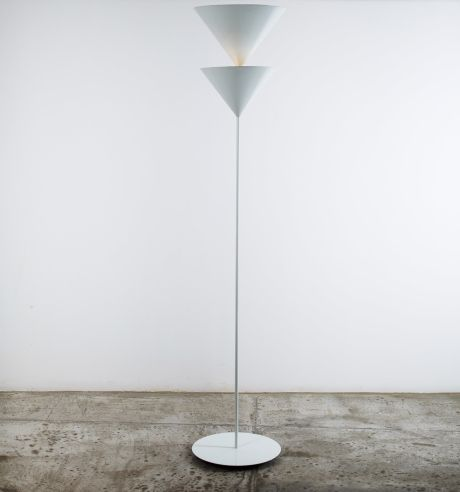 Pascal Lamp designed by Vico Magistretti for Oluce, Italy, 1979, H 200 cm - Diam 40 cm.
