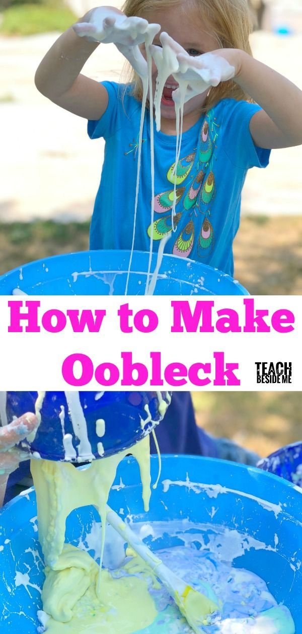 How to Make Oobleck: Science with Dr. Seuss!