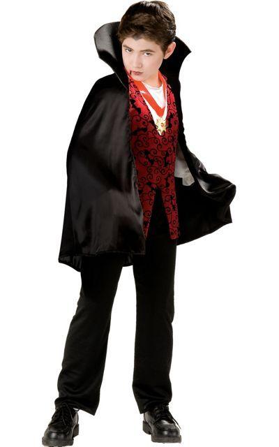 Boys Transylvanian Vampire Costume-Party City  #partycity #halloween