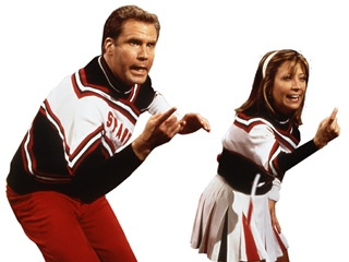The Spartan Cheerleaders played by Will Ferrell and Cheri Oteri SNL
