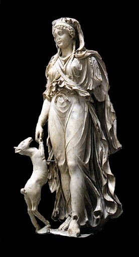 artemis the goddess of the moon and hunt essay Artemis (greek deity) in greek mythology, the goddess of chastity, all young creatures, the moon, and the hunt (roman diana) she was the daughter of zeus and the.