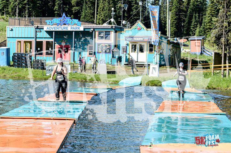 5K Foam Fest Canada