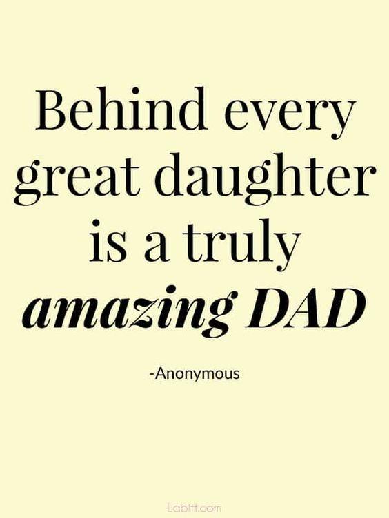 A truly amazing DAD!