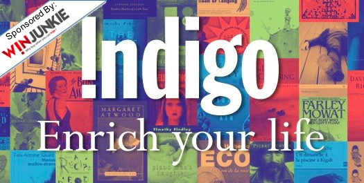 Loving this Indigo Books and Music  on #winjunkie