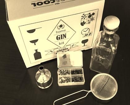 COMPRA TU HOME GIN KIT