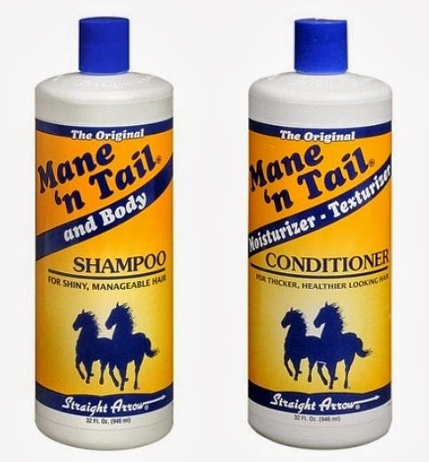 Horse Shampoo Usage in Afro Natural Hair