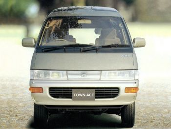 Toyota TownAce Royal Lounge Limited Skylight Roof 4WD (YR30G/CR31G) '01.1991–09.1996