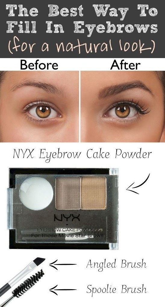 Best Makeup For Eyebrows