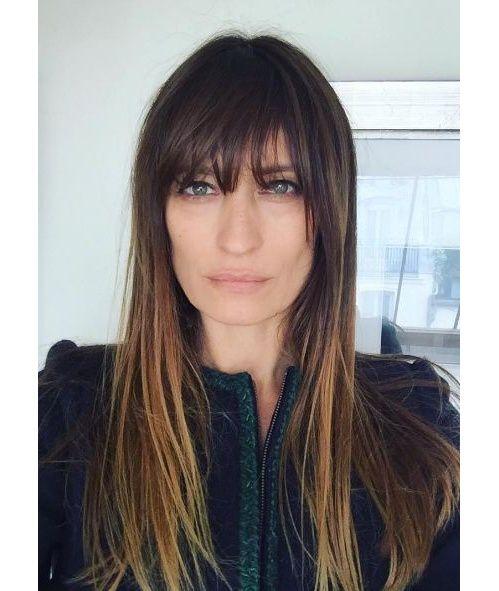 BEAUTÉ EN VUE Les cheveux de la femme française sur Instagram 1/13 Constance…