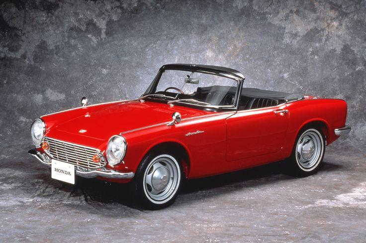 1962 Honda S360
