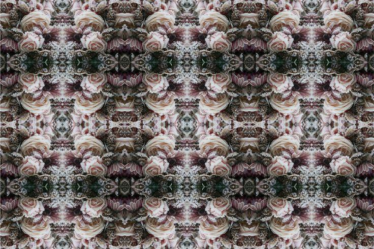 floral pattern i made