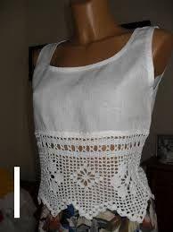 Resultado de imagen para blusas tejidas a mano tutoriales