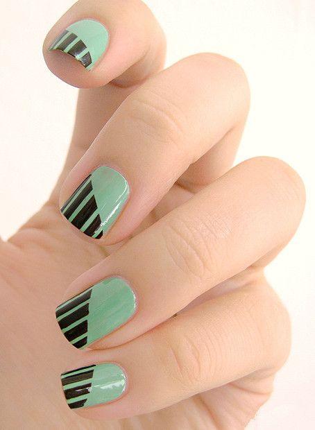 Nail Art Designs -: